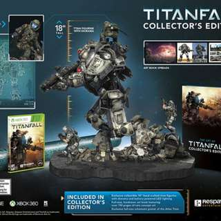 Titanfall Collectors Edition (sealed)