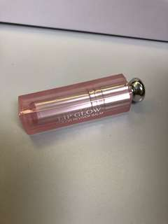 Dior lip glow colour reviver balm 001