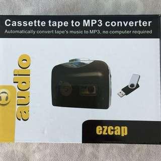 Ezcap (Cassette tape to MP3 converter)
