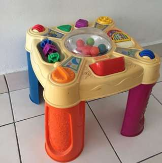Fisher Price stand and walk