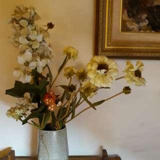 🚚 擺飾塑花