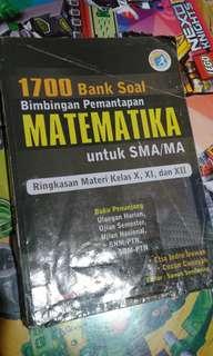 Pemantapan Matematika SMA 1700 bank soal