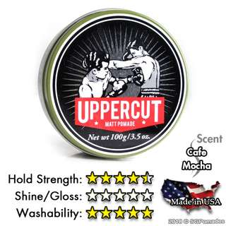 (Free mail) Uppercut Matt Pomade