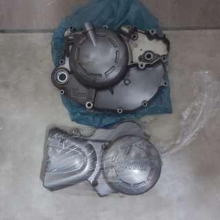 125z / 125zr engine casing