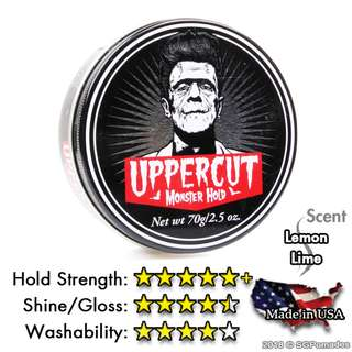 (Free mail) Uppercut Monster Hold Pomade