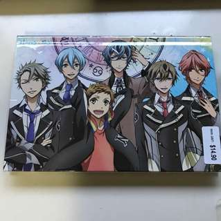 Starry sky manga anime notebook