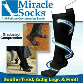 Miracle therapeutic socks