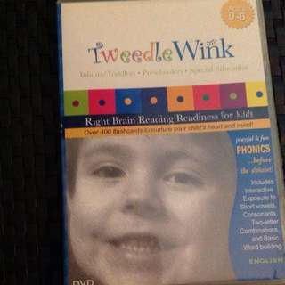 Tweedle Wink Phonics Program