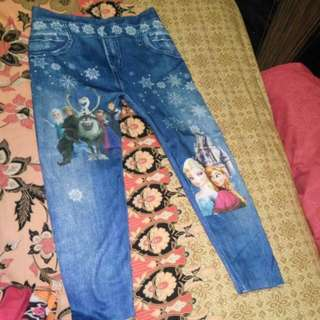 Legging Frozen