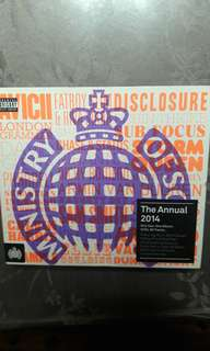 Ministry of Sound 2014 House Music