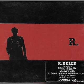 MY PRELOVED CD - R.KELLY - 2 CDS ALBUM - /FREE DELIVERY (F7e)