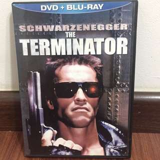The Terminator (DVD + Bluray)