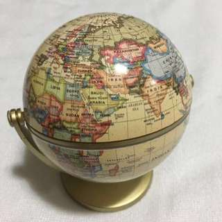 CLEARANCE SALES {Stationary - Globe} BN Swivel & Tiltable Small Globe