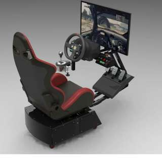 Vector GTL Racing Motion Simulator