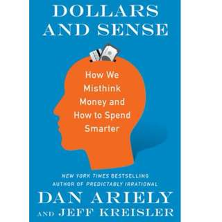 Dollars and Sense - Dan Ariely