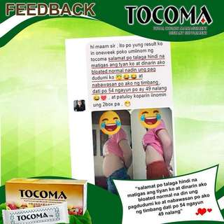 Tocoma Colon Cleansing and Detox
