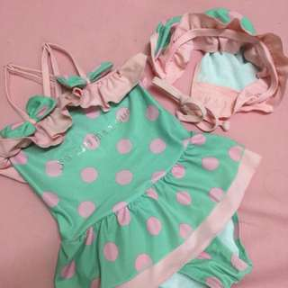 Swimming Suit 3-6 month