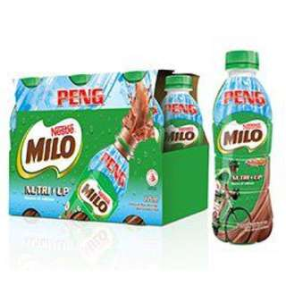 新加坡雀巢美祿(MILO)特色即飲產品(罐裝/膠樽裝)