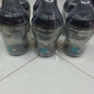 NEW Tommee Tippee Bottles 9oz RM30 each(exc pos)