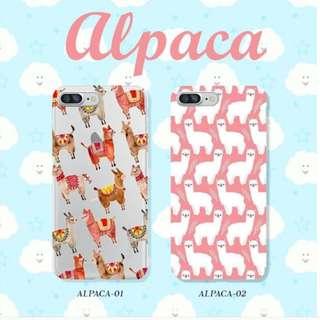 Alpaca Edition Custom Case