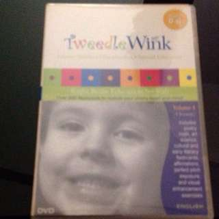 Tweedle Wink Volume 4 (4 lessons)
