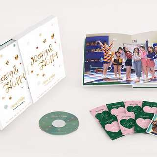 Twice - Merry & Happy Monograph (Limited Edition)