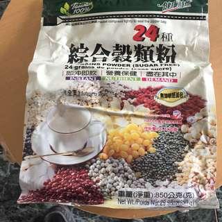 台灣健康時代全素綜合穀物粉