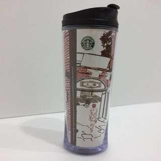 🚚 [@Wii 's SHOP]  星巴克隨行杯《上海》