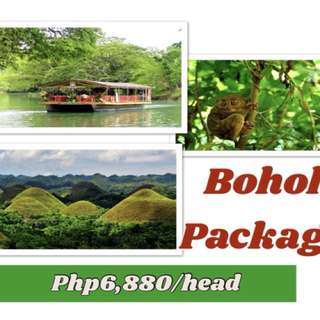 Bohol Package with Airfare