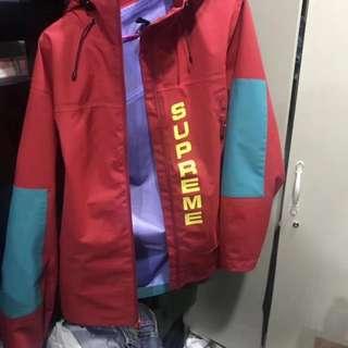 Supreme 16FW jacket