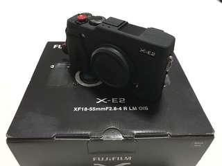 X-E2 Black Body