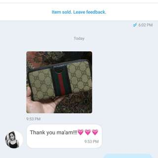 Satisfied buyer thanks po!😊