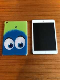 iPad mini, white, 32GB, Wi-Fi only