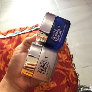 Loreal white perfect clinical series (Day&Night Cream)