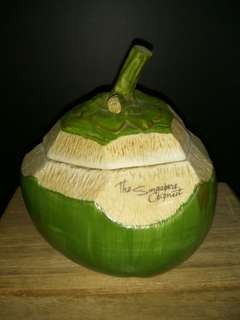 Coconut container