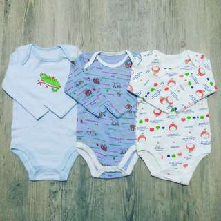 Baby Rompers Set - Boys (0 - 6M)