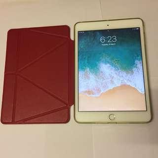 iPad Mini 3 128GB 白色 (Cellular)