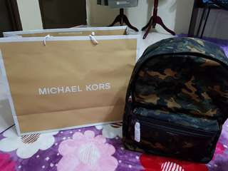 Brandnew MK Bag Pack
