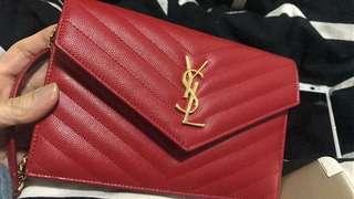 Ysl wallet bag
