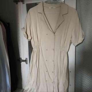 西裝式洋裝