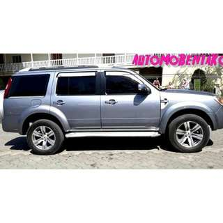 FORD EVEREST 4X2 2011 AT