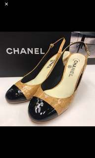 清貨Chanel Patent Leather High HEEL
