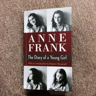Anne Frank - The Diary of a Young Girl [English]