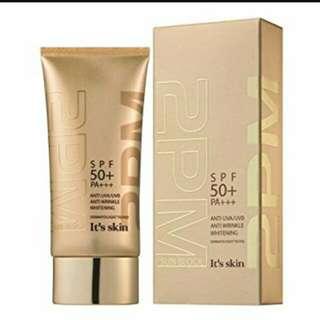 It's Skin 2pm Sunscreen
