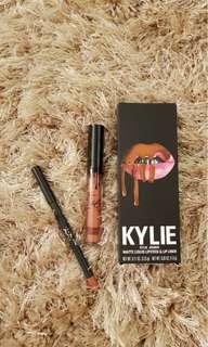 Kylie Lip Kit - Autumn