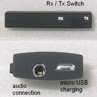 JETech Bluetooth Receiver and Transmitter (TX and RX functions in one)