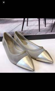 清貨Chanel Flat Shoes