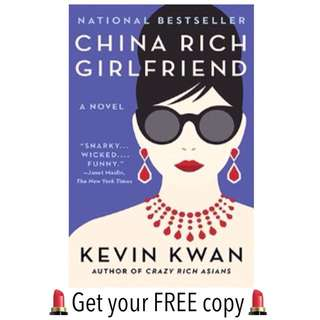 #FREE Ebook China Rich Girlfriend