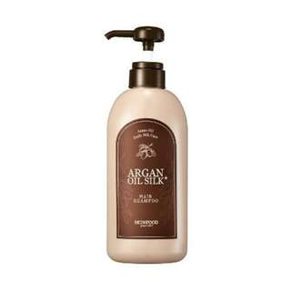 Authentic: Skinfood Argan Oil Silk Plus Hair Shampoo(2 bottles)