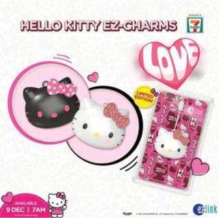 Limited Edition 🌟 Hello Kitty Ez Link Charm •No longer selling outside• INSTOCKS